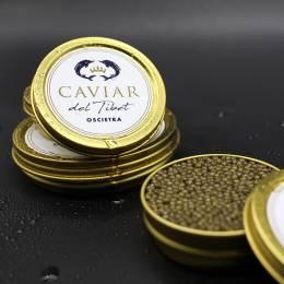 Caviar del Tibet Oscietra 50 gr