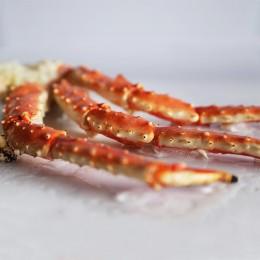 Cangrejo Real cocido