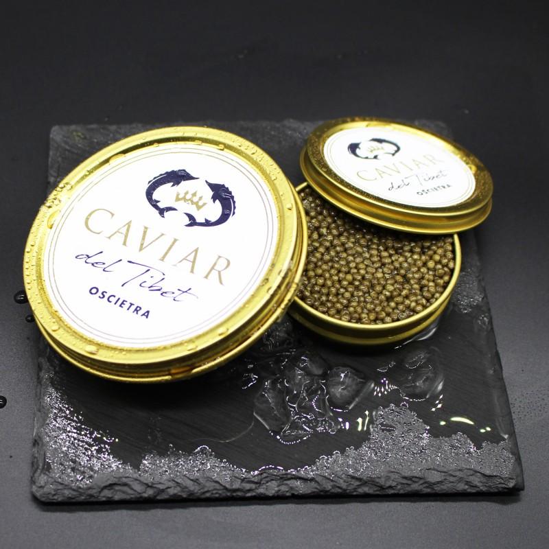 Caviar del Tibet Oscietra 30 gr